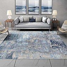 Modern Style Rug Designer Short-pile Carpet Rubbed