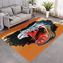 Modern Style Rug dinosaur Rugs Living Room