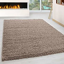 Modern Style Shaggy Rugs Living Room - Soft Fluffy