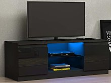 Modern TV Unit Cabinet Stand Sideboard High Gloss