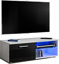 Modern TV Unit - Storage Space - Shelf with 2 Open