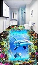 Modern Wallpaper Floors for Living roomocean