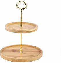 Modern Wooden Base Display Stand, 2/3 Tier