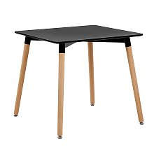 Modern Wooden Dining Table Kitchen Furniture 80 x