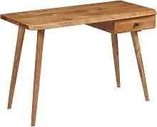 Moderna Desk by Corrigan Studio - Brown