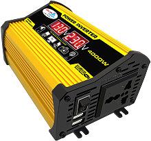Modified sine wave inverter, 110V yellow (label