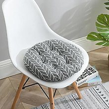 Modis Office Chair Cushion Sitting Thicken Linen