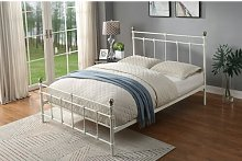 Modoc Bed Frame with Mattress Lily Manor