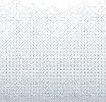Modular Panoramic Wallpaper - 2 bands by Bien Fait