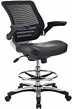 Modway Reception Desk Chair, Black, 70 x 70 x 105