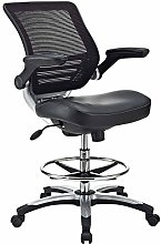 Modway Reception Desk Chair, Gray, 70 x 70 x 105 cm