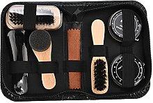Moent Care Brushes Set, Shoe Care Kit Polish