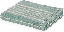 MÖVE Bohème Mattress stripes Towel 50 x 100 cm,