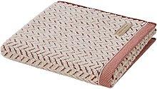 möve Spa sauna towel herringbone with high / low