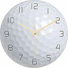 Mogzank Ball Acrylic Silent Wall Clock Bedroom