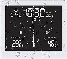 Mogzank Digital Clock Alarm Clock Thermometer
