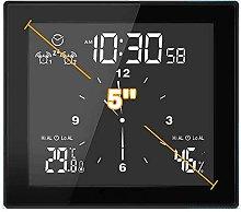 Mogzank Digital LCD Screen Clock,Countdown Clock
