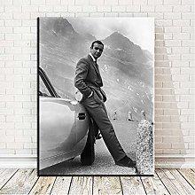 mohanshop Sean Connery. 007, James Bond Goldfinger