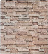 Mohoo - 10pcs/set 70x77CM 3D Tile Brick Wall