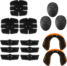 Mohoo - 14X ABS Hip Buttocks Trainer Abdominal