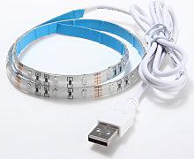 Mohoo - 50CM / 1M / 2M / 3M USB LED Strip 3528 SMD