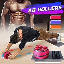 Mohoo - AB Roller Single Wheel Abdominal Waist