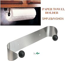 Mohoo - paper napkin holder stainless steel wall