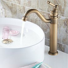 Mohoo retro 1/2 inch copper bathroom mixer tap