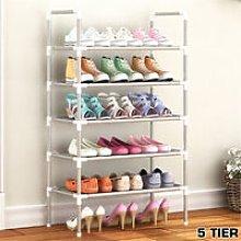Mohoo - Shoe Rack Assembly Shoe Cabinet Household