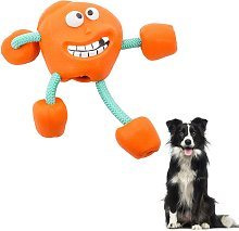 Molar toys for pets, rubber ball toys, vocal