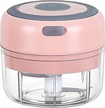 Moligh doll Electric Garlic Chopper Slicer,