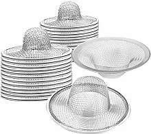 Moligh doll Mesh Metal Sink Strainer,Perfect for