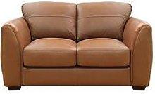 Molina 2 Seater Leather Sofa