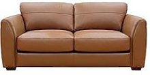 Molina 3 Seater Leather Sofa