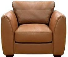 Molina Leather Armchair