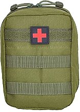 Molle Medical Pouch Tactical First Aid Kit Army