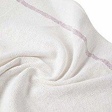 MOLLY MALOU 100% Cotton Bleached Woven Cloth