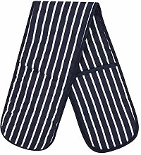 Molly Malou 100% Cotton Butcher Stripe Quilted