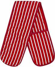 MOLLY MALOU® Butcher Stripe Double Oven Gloves