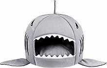MOMIN Pet House Dog Bed Cats Dogs Shark House All