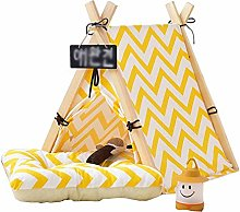 MOMIN Pet House Dog Bed Pet Bed Cat Dog House