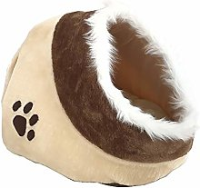 MOMIN Pet House Dog Bed Universal Small Pet Bed