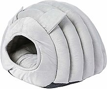 MOMIN Pet House Dog Bed Winter Pet Bed Cat Dog