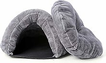 MOMIN Pet House Dog Bed Winter Warm Pet Bed Dog