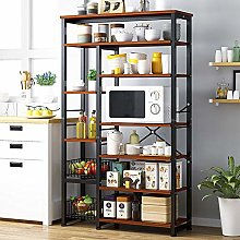 MOMIN Standing Shelf Units Kitchen Multi-Purpose