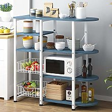 MOMIN Standing Shelf Units Multi-Purpose Kitchen
