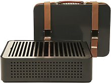 Mon Oncle Movable charcoal barbecue by RS