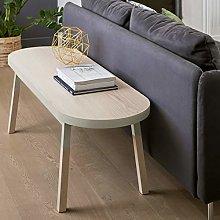Mon Petit Furniture French Back Sofa Bench Grey