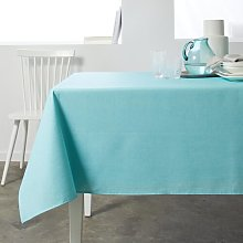 Mona Tablecloth Madura Colour: Light Blue, Size: