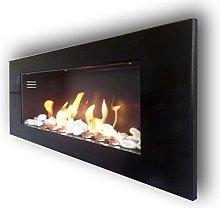 Monaco XXL Ethanol fireplace, includes